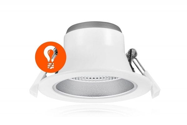 ILX 136 112 LED Downlights Spots Tri White