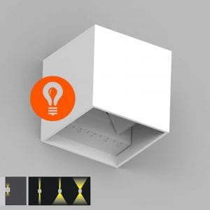 ILX 149 143 LED Wandarmaturen