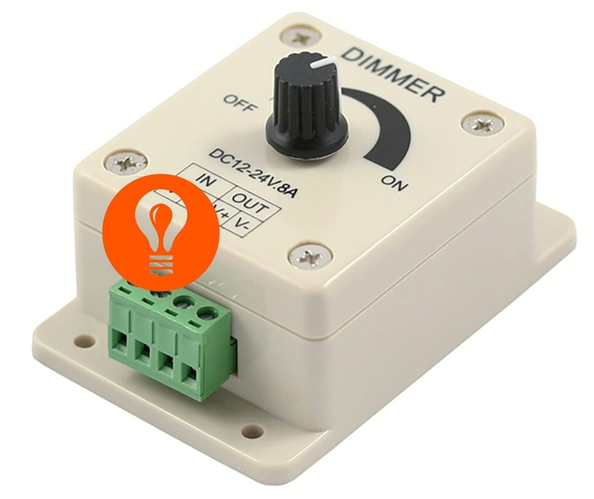ILX 214 118 LED Dimmers