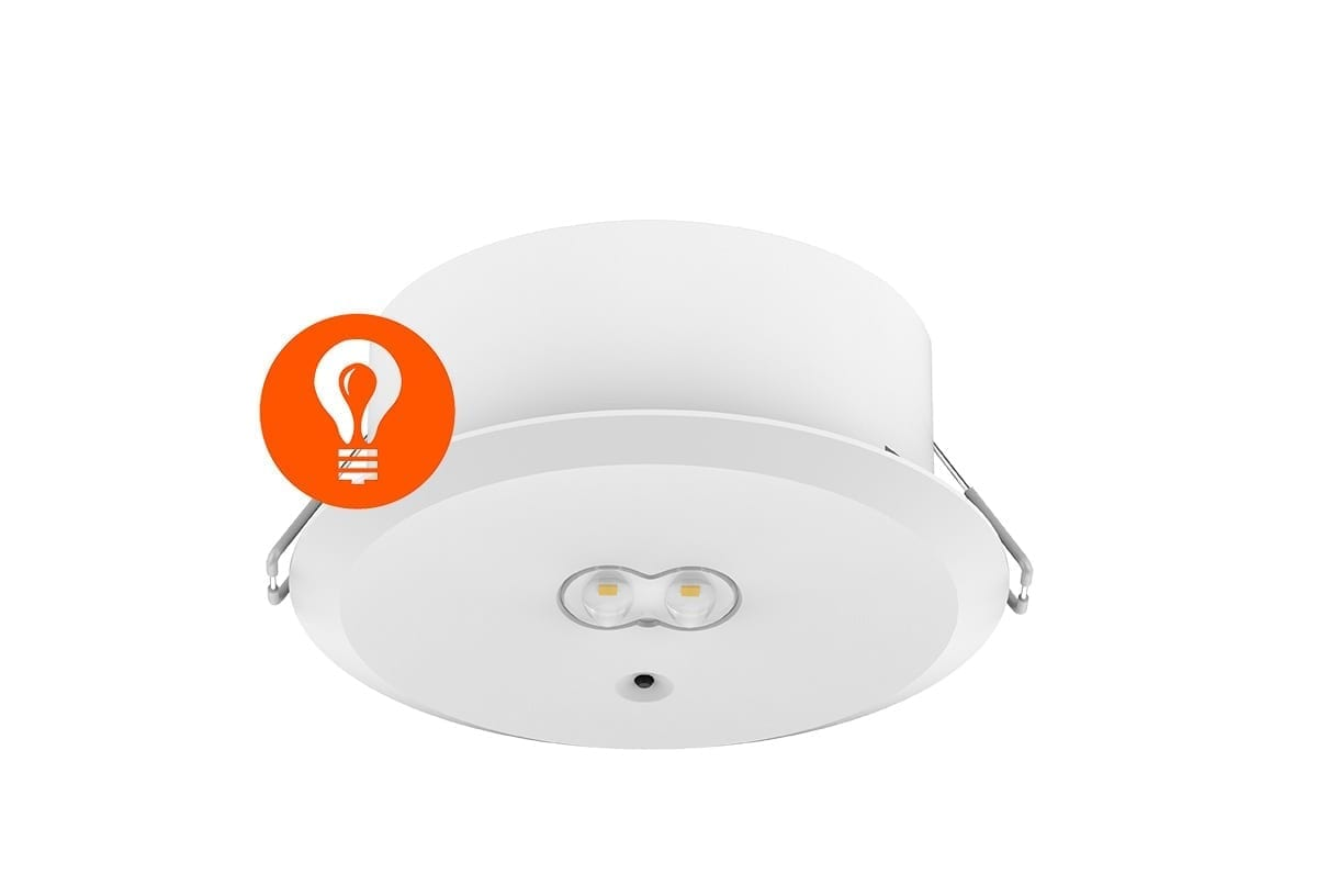 ILX 600 025 LED Noodverlichting Downlights Spots